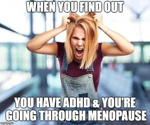 adhd and menopause