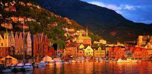 Bergen Norway 300x146