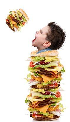 binge eating boy SM