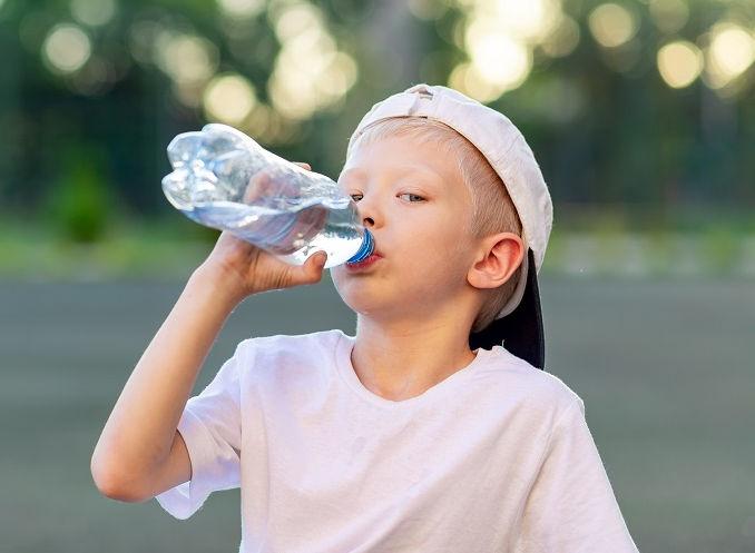 drink water boy
